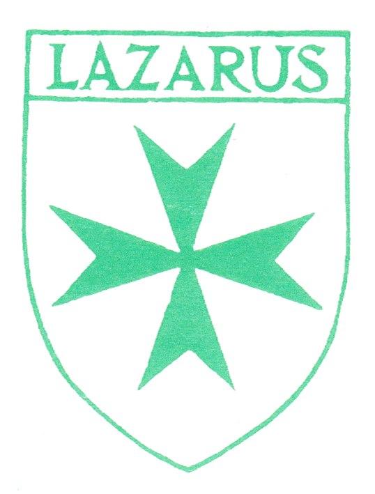 Pin On Saint Lazarus Heraldry