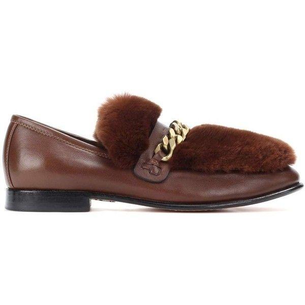 Burgundy Loafur Fur Loafers Boyy bZpqx