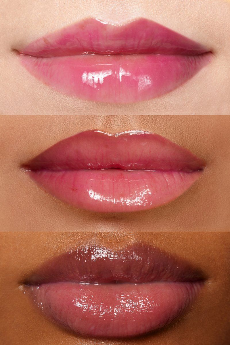 Pony Up Sheer Violet Ultra Glossy Lip Lip Swatches Glossy Lips