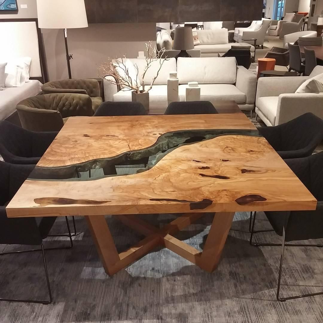 River Run Square Dining Table Square Wood Table Square Dining