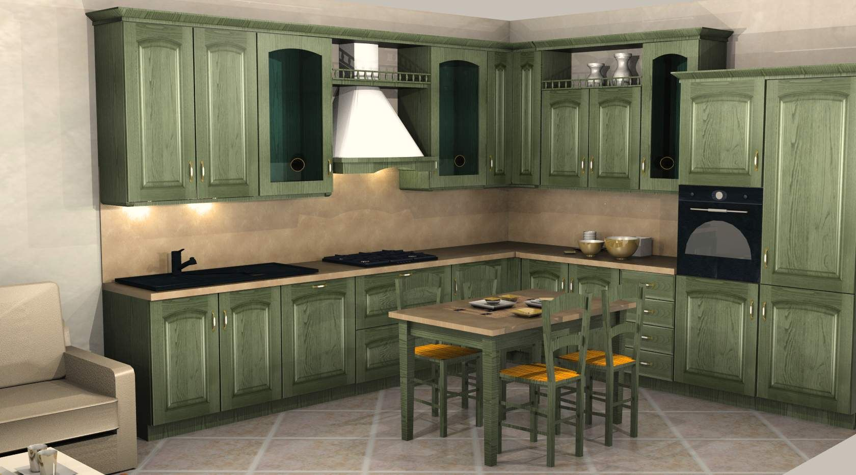 Cucina by #Scavolini #kitchen #kitchens @Sermobil #design