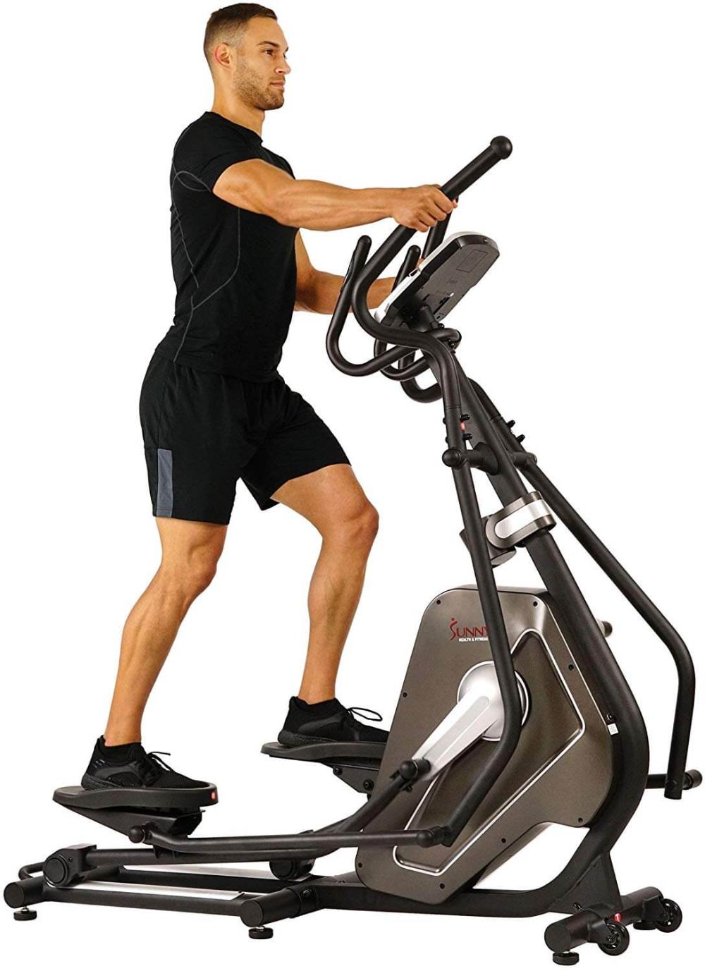Sunny Health & Fitness SF-E3862 magnetic elliptical HONEST ...