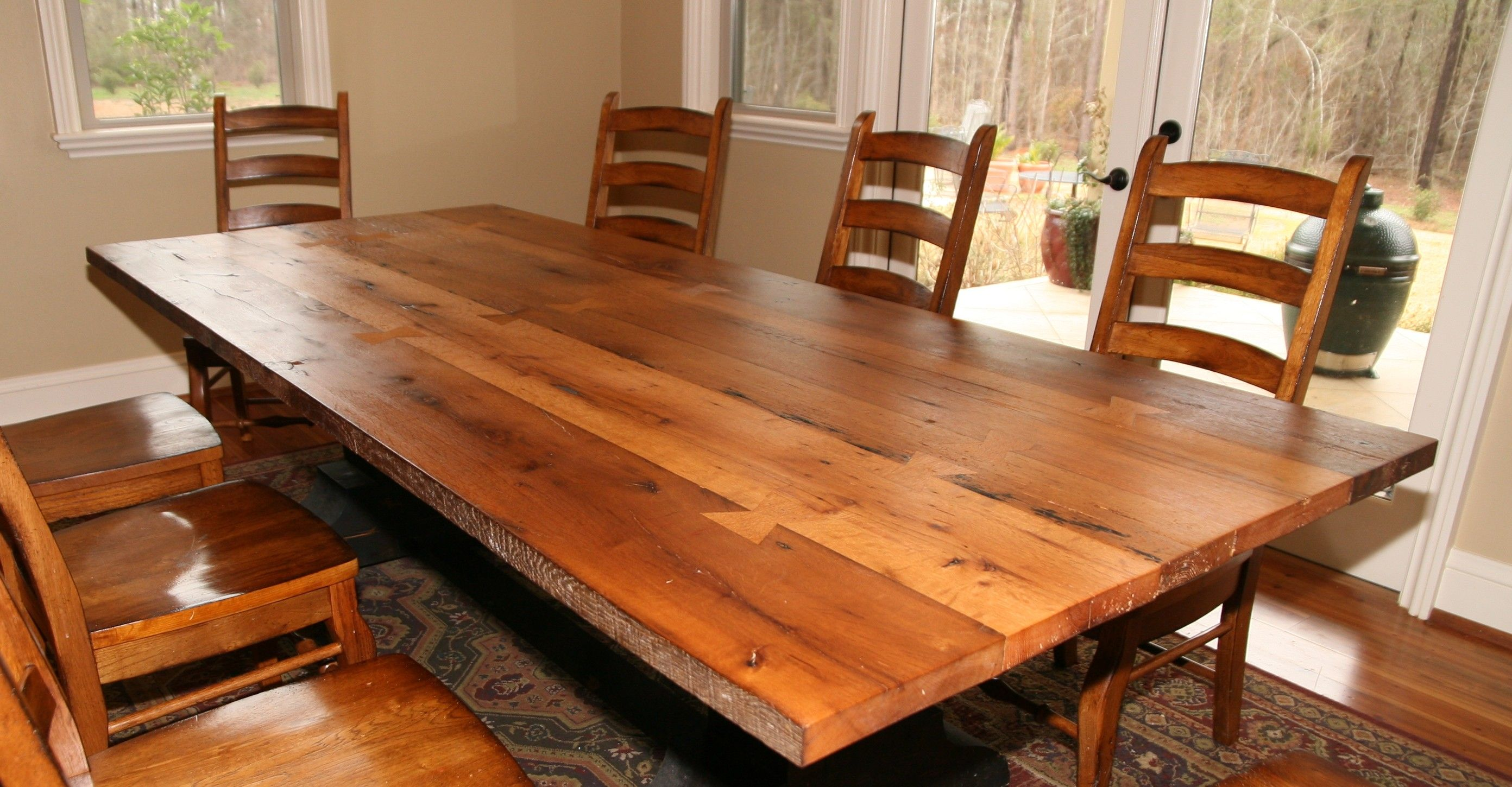Custom Dining Room Table  Furniture  Pinterest  Dining Room Captivating Custom Dining Room Tables Inspiration