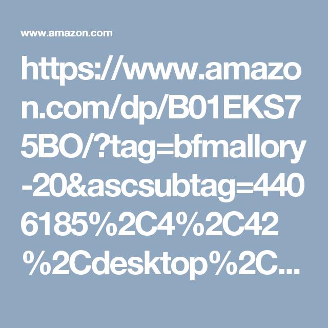 https://www.amazon.com/dp/B01EKS75BO/?tag=bfmallory-20&ascsubtag=4406185%2C4%2C42%2Cdesktop%2Cmallorymcinnis%2Cdiy&th=1