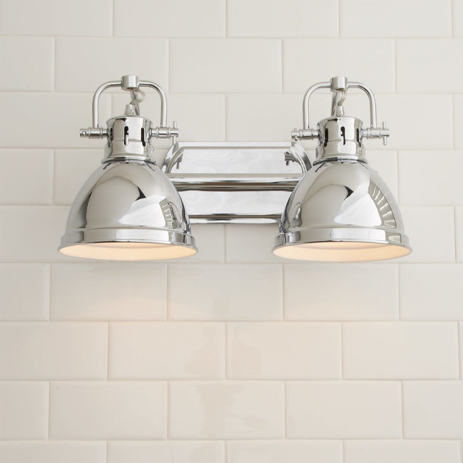 Classic Dome Shade Bath Light 2 Light Bath Light Bathroom Light Fixtures Classic Dome