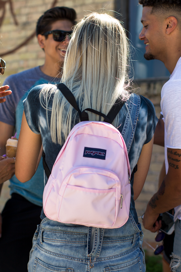 Shop our JanSport Half Pint in Pink Mist ce3df0af6f2a8