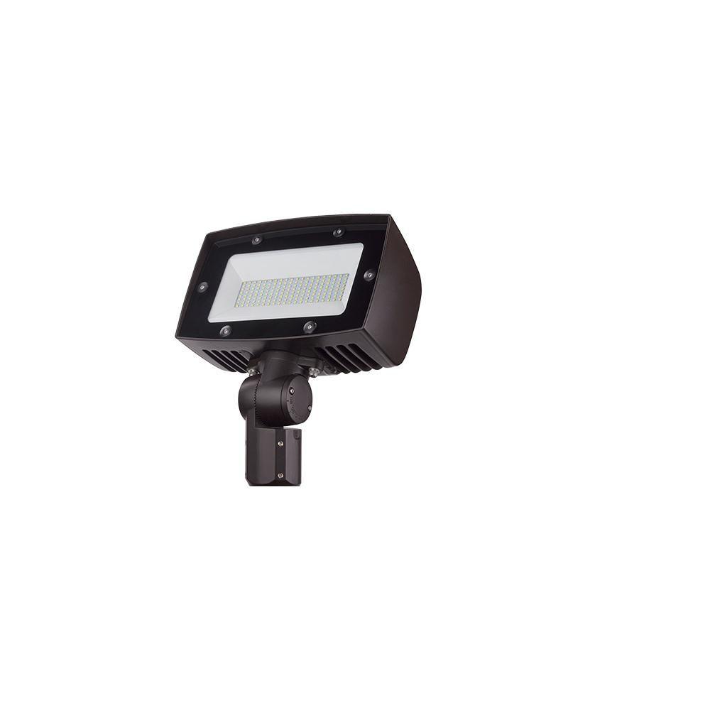 Probrite Bright 100 Watt Integrated Led Flood Light With 11000 Lumens Dusk To Dawn Outdoor Light Outdoor Lighting Dusk To Dawn Outdoor Flood Lights