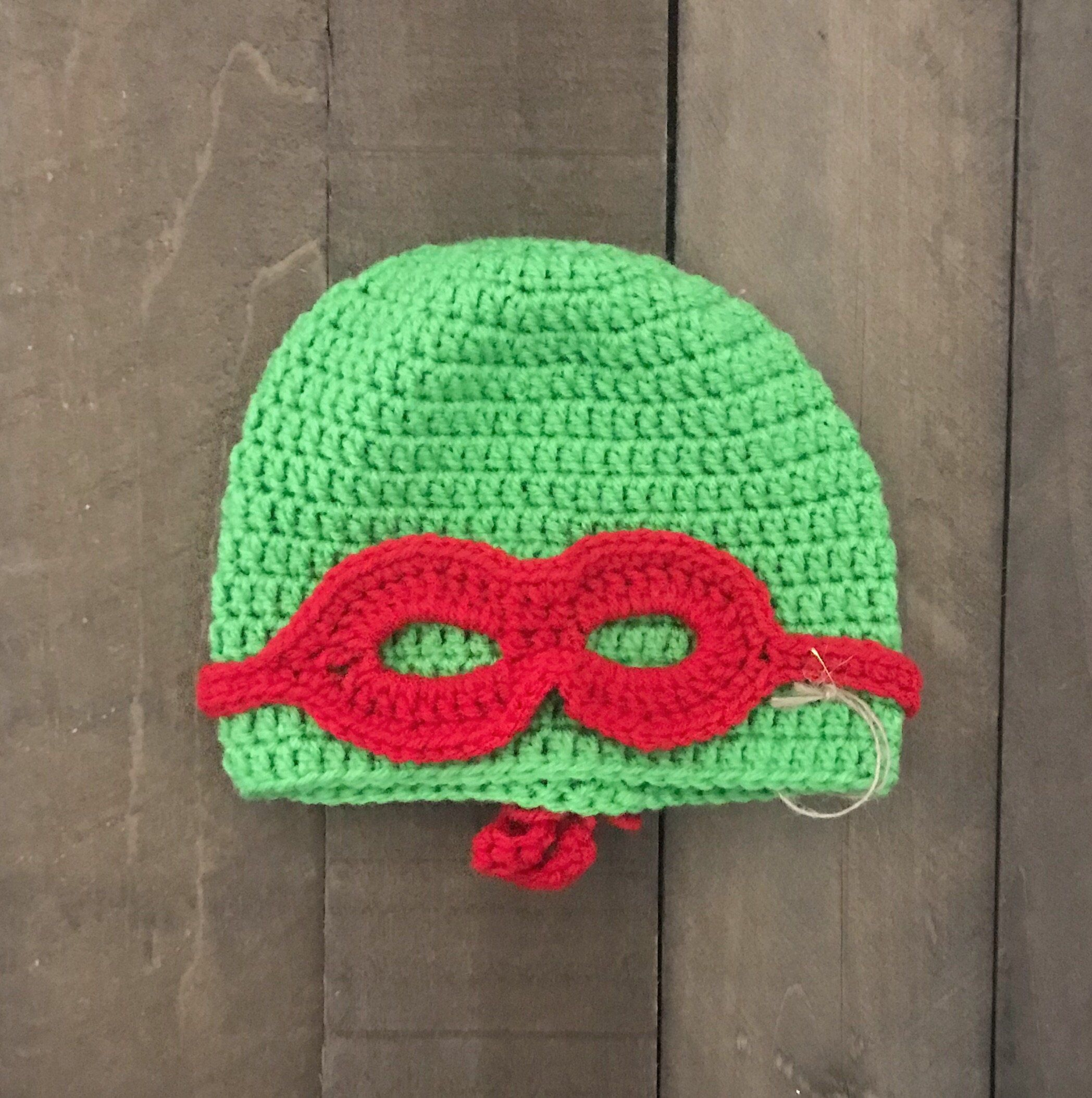 4f8aaac12 Ninja Turtle Winter Hat For Toddler | Products | Ninja turtle hat ...
