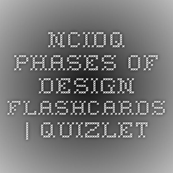 Bathroom Remodeling Quizlet ncidq - phases of design flashcards | quizlet | eleven one