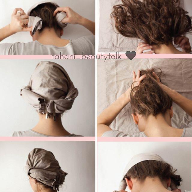 Websta Inanna Beauty طريقة جميله للف الشعر المجعد والكيرلي تعطي نعومه Hair Styles Hair Beauty
