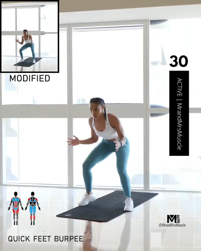 Hiit cardio workouts at home fat burning videos