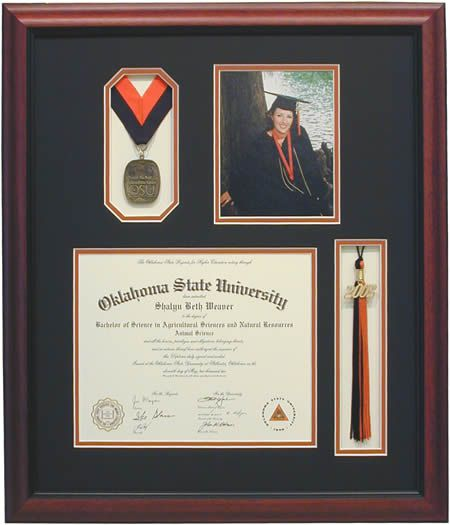 Custom Framing Yahoo Image Search Results Graduation