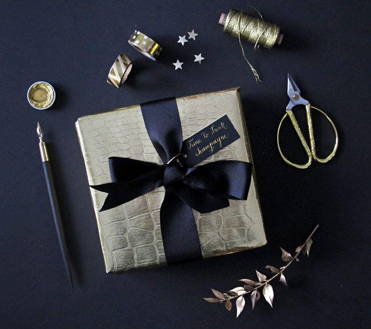 Envoltorios creativos elegantes y glamurosos blog www - Envoltorios para regalos ...