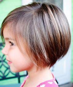 Kinderfrisuren für Mädchen und Jungs: coole Haarschnitte für Kinder #girlhairstyles