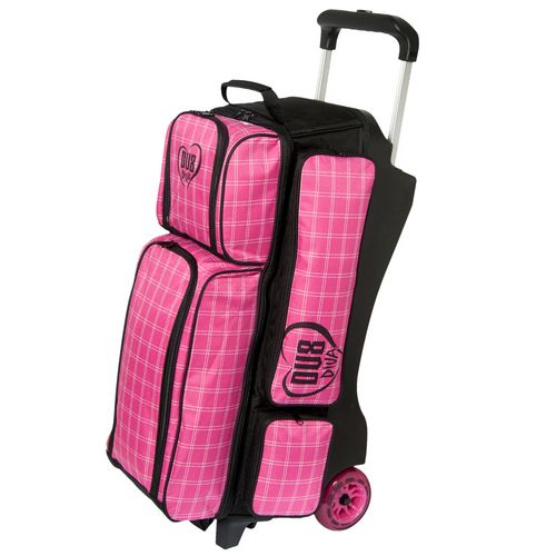 Dv8 Diva Triple Roller Bowling Bags Free Shipping Bowling Bags Bags Bowling Ball Bags