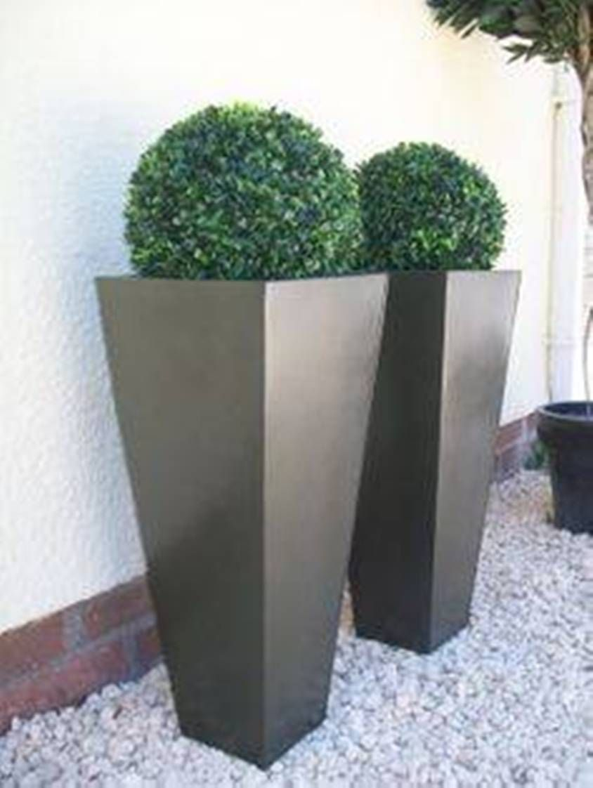 Artificial Topiary Balls Part - 24: Home Design And Decor , Artificial Topiary Trees : Boxwood Artificial  Topiary Trees