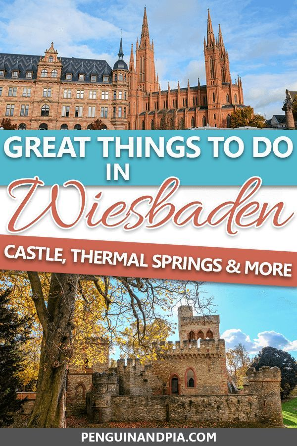 13 Stunning Things To Do in Wiesbaden, Germany Germany