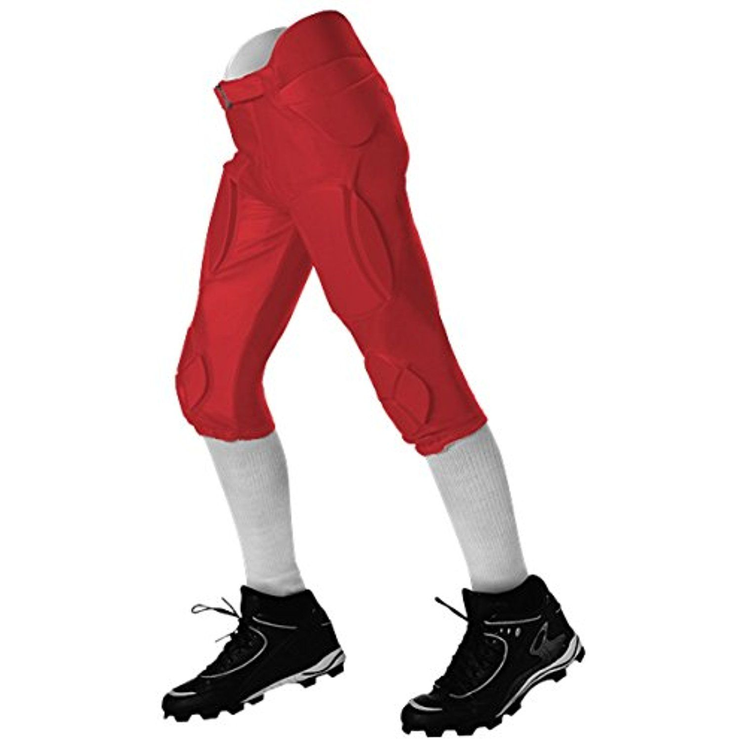 Alleson youth reversible integrated football pants see