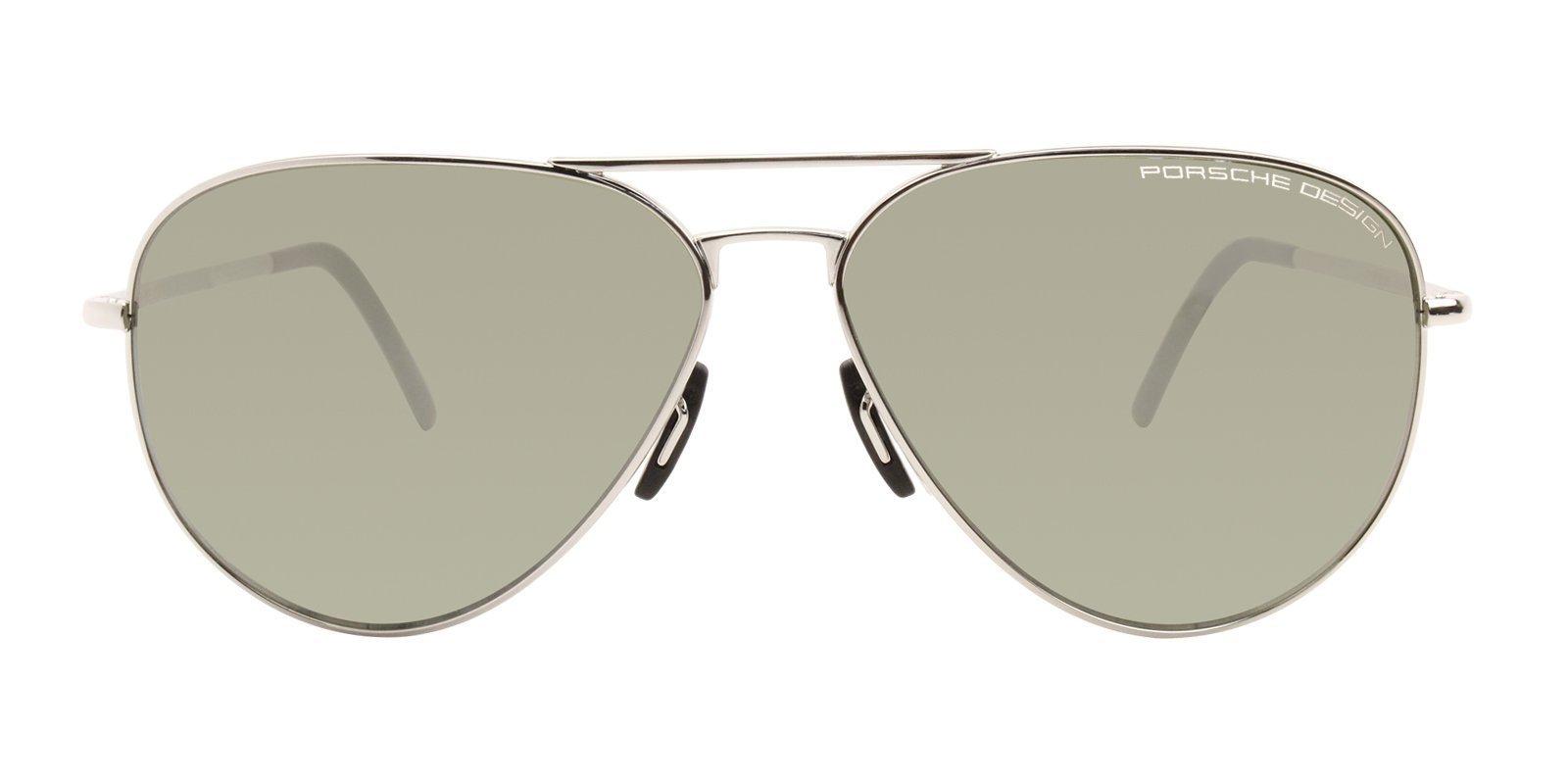 40196b2d10 Porsche Design - P8507 Silver - Gray sunglasses in 2019