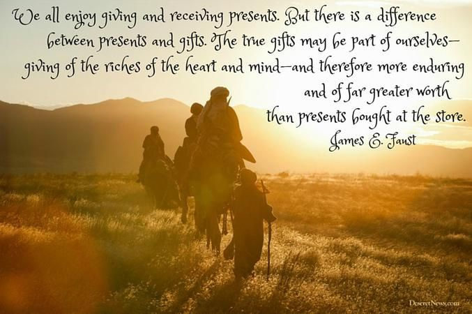 Get In The Spirit Christmas Lds Quotes: 'A Time For Remembering The Son Of God': 26 Christmas