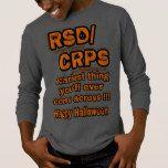 Halloween...RSD/CRPS T-Shirt http://ift.tt/2xiSQPJ #happyhalloween #halloween2017 #halloweenmakeup #halloweencostume