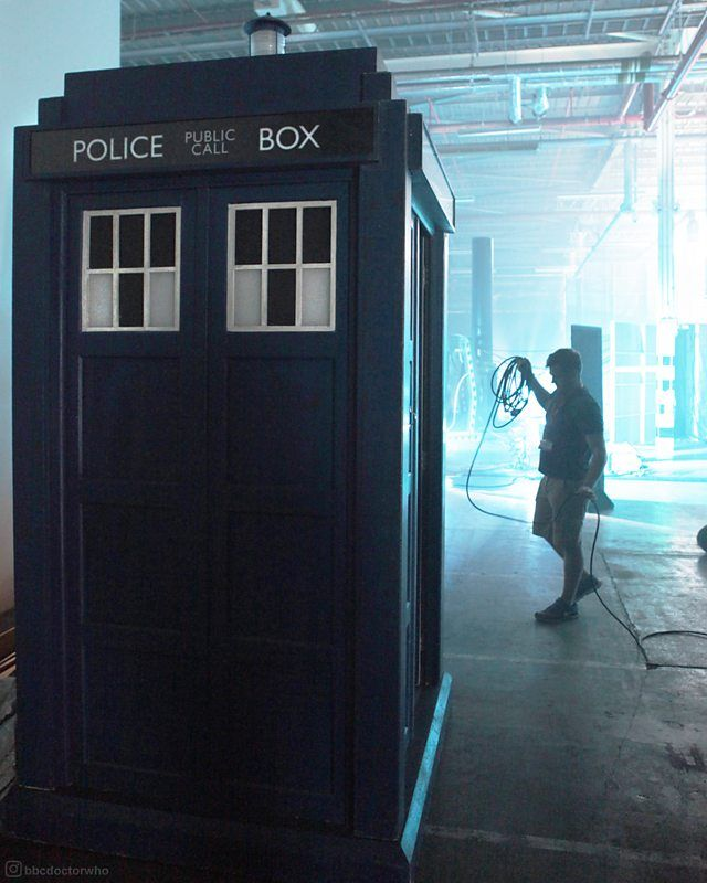 The latest on Doctor Who series 10