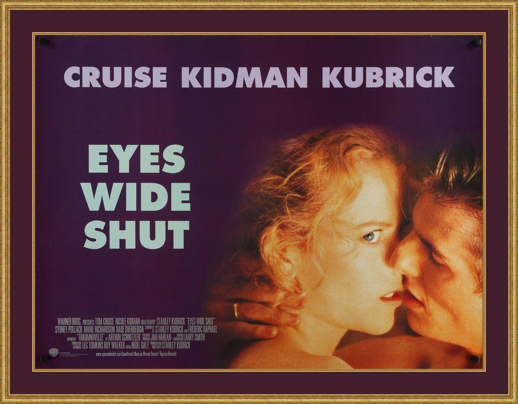 Eyes Wide Shut - 1999 | Movie posters vintage, Eyes wide shut ...