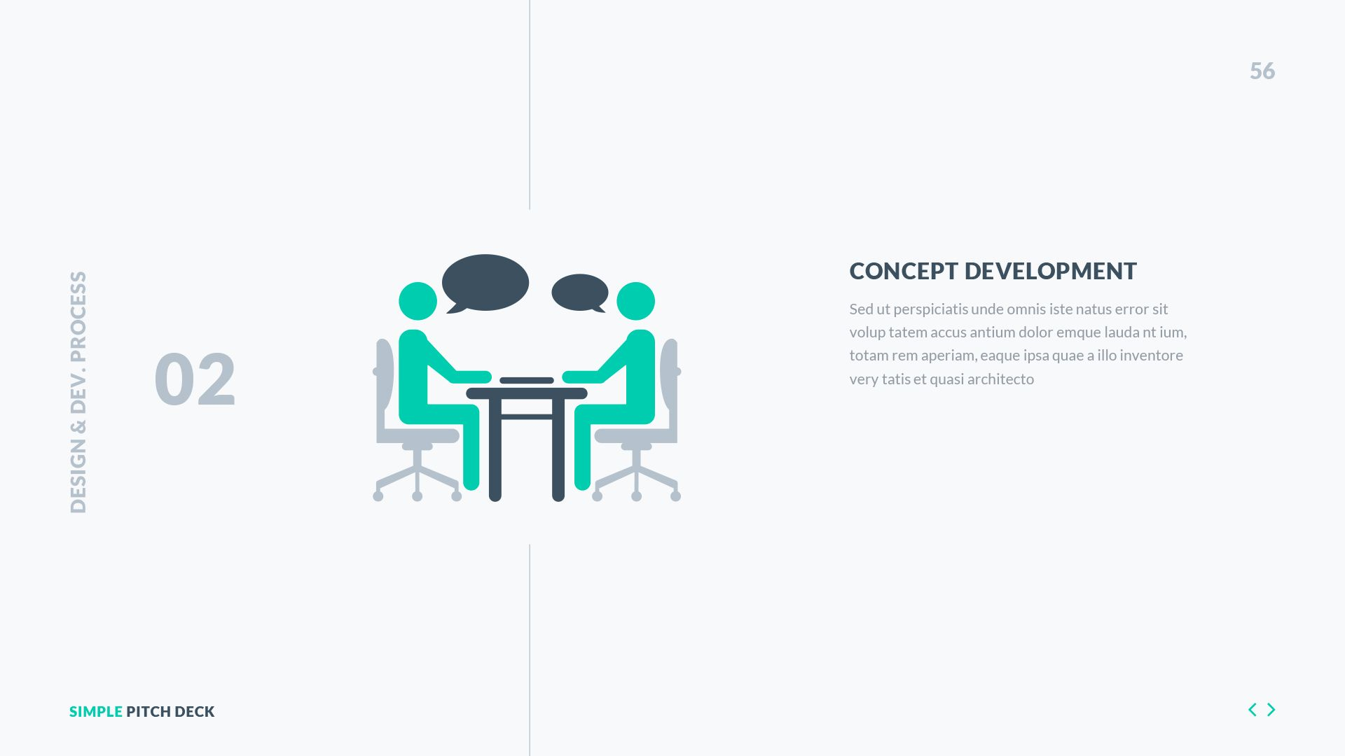 Proposal Powerpoint Bundle Keynote Template Business Presentation Vintage Typography Design