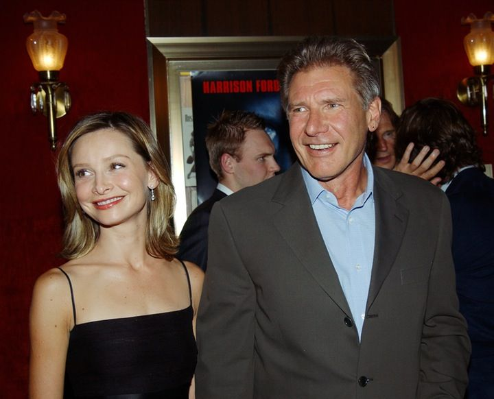 Celebrity Wives Then And Now With Images Harrison Ford