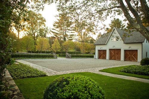 Tranquil farmhouse landscape doyle herman landscape for Tranquil garden designs
