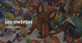 Alebrijes Lesson: Mexican Culture Handout, Presentation, Alebrije Art Activity #mexicanculture
