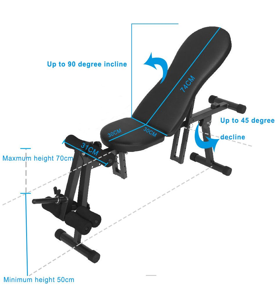 Adjustable Incline Decline Home Gym Bench Clientconnect Yahoo India Search Results Kumaran