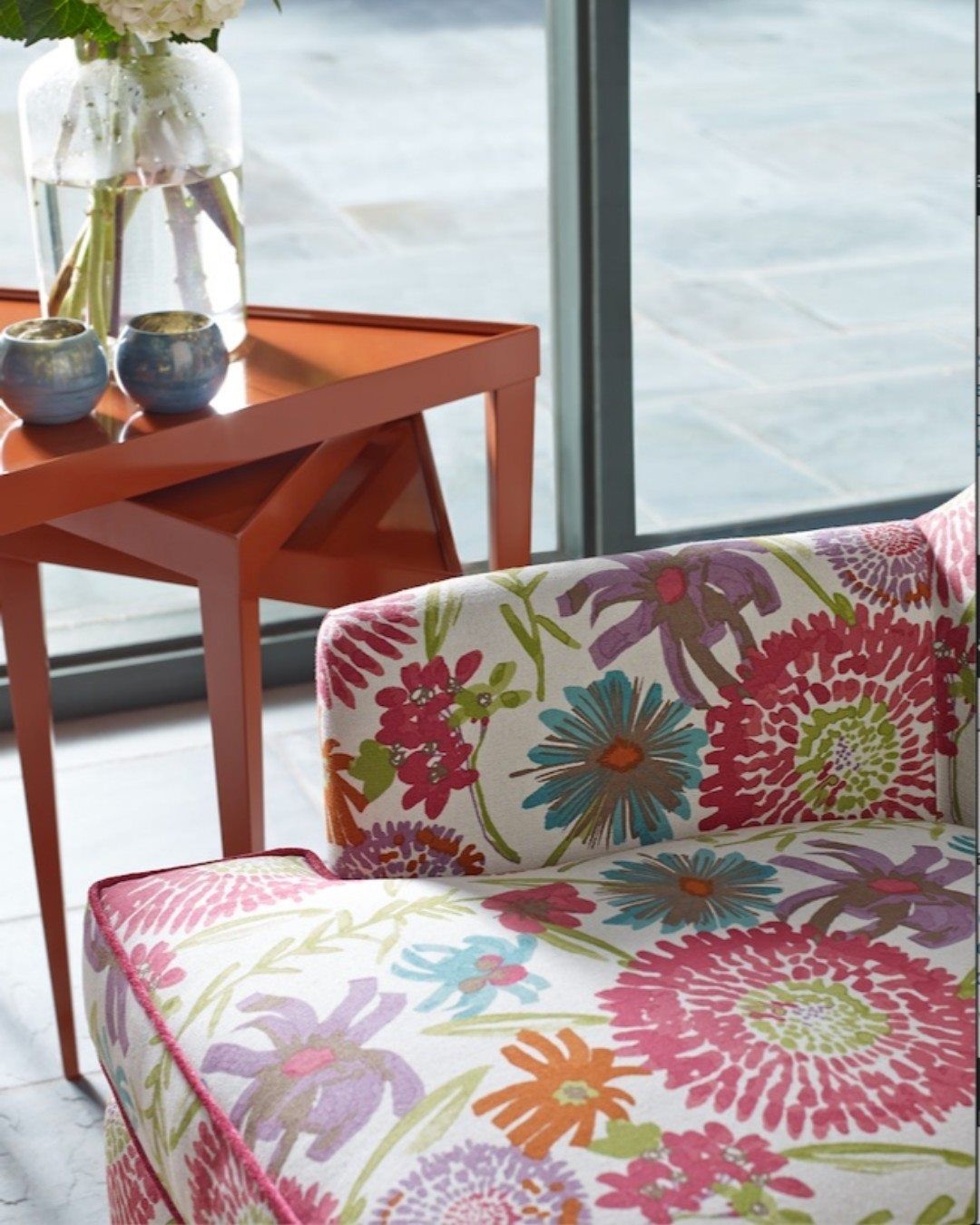 Hollan chair in any jessica charles fabric you like