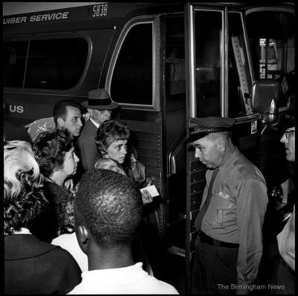 Freedom Riders The Road To Change Freedom Riders Rider Birmingham Police