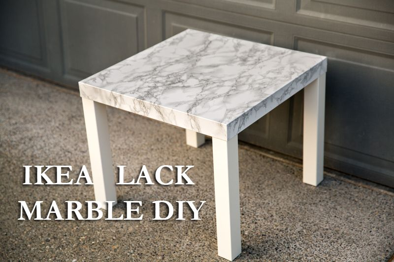 Ikea Hack Diy Faux Marble Top Coffee Table Marble Top Coffee Table Gold Coffee Table Coffee Table Makeover