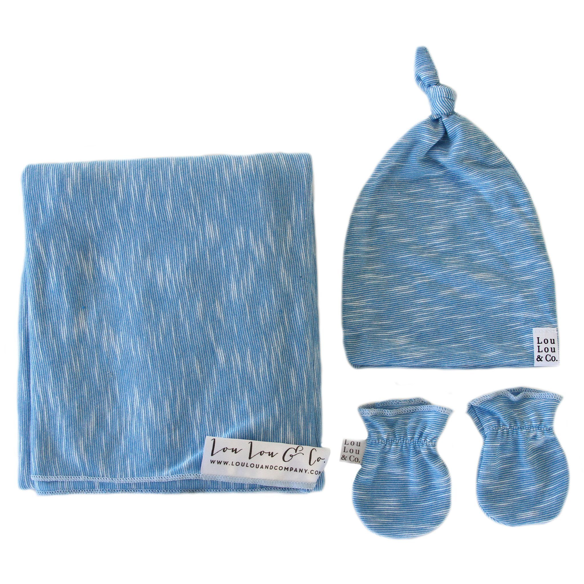 f2f8b2d38afa Jude Essential Newborn Bundle (Top Knot Hat)