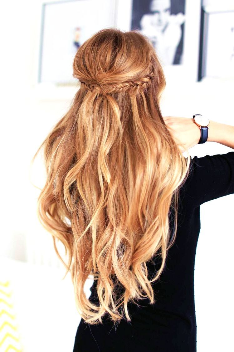 43 Bohemian Hairstyles Ideas For Every Boho Chic Junkie Hair Styles Wedding Hairstyles For Long Hair Hairstyle