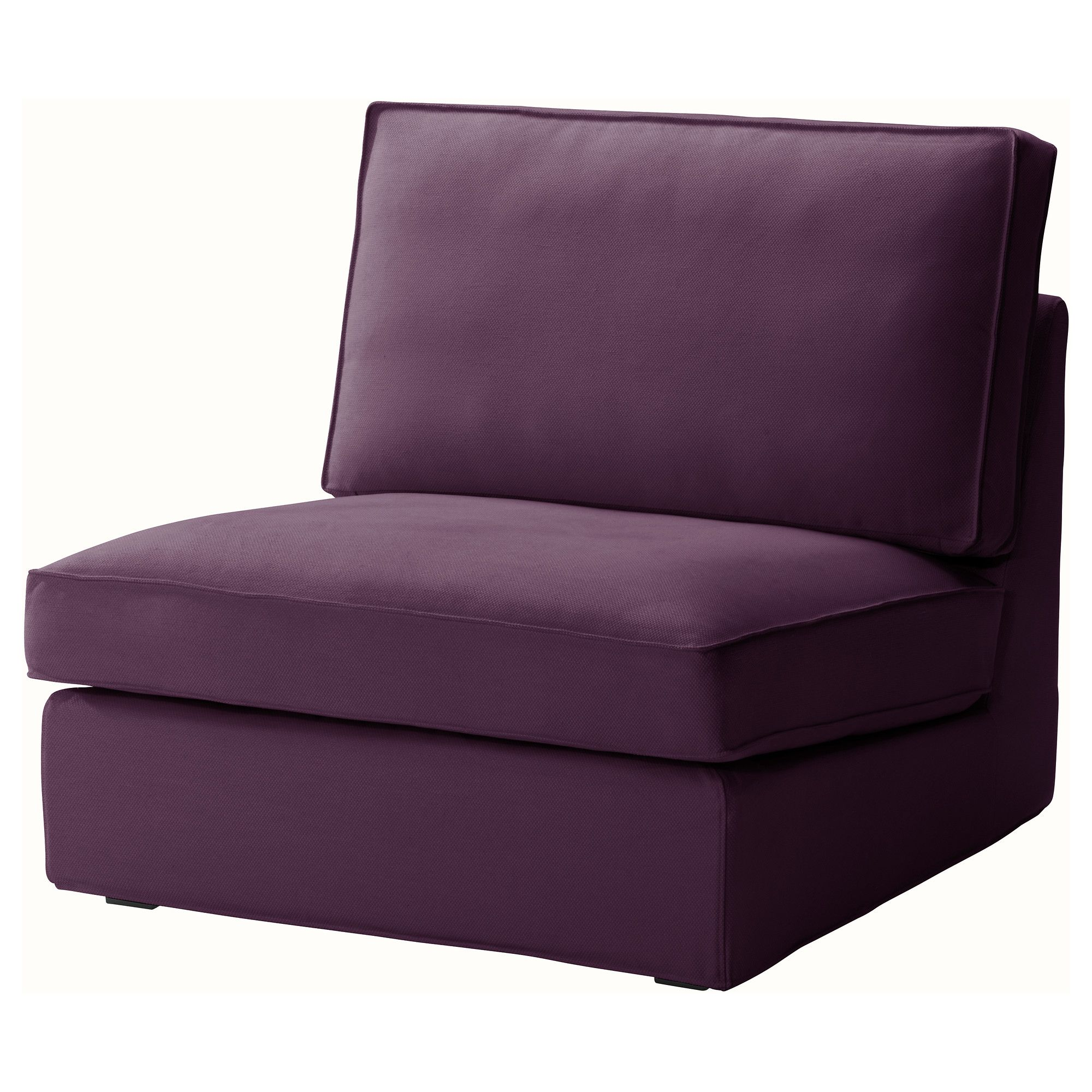 Kivik Sessel Kivik One Seat Section Dansbo Lilac Ikea Ikea Ideas Ikea