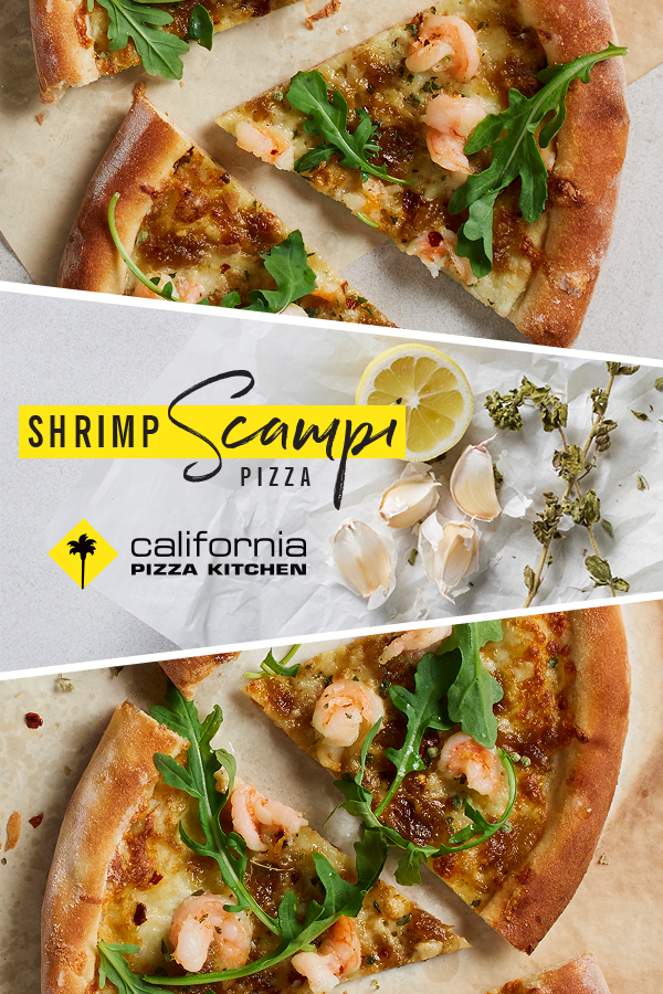 How Big Is A California Pizza Kitchen Pizza