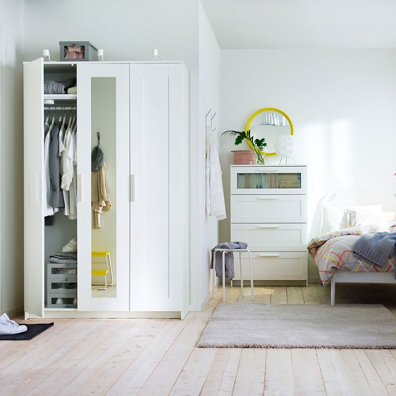 Big storage possibilities for small spaces storage ideas inspiration pinterest storage - Ikea wardrobes for small spaces ...