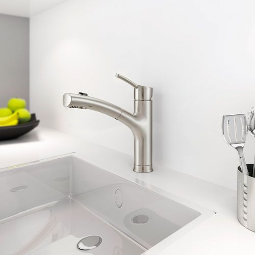 Water Ridge Euro Style Kitchen Faucet   Castias House - Z ...