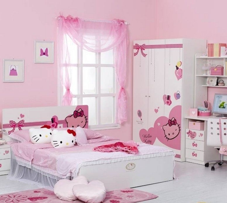 Hello Kitty Home Decor: 15+ Ideas About Hello Kitty Bedroom Decor And Makeover