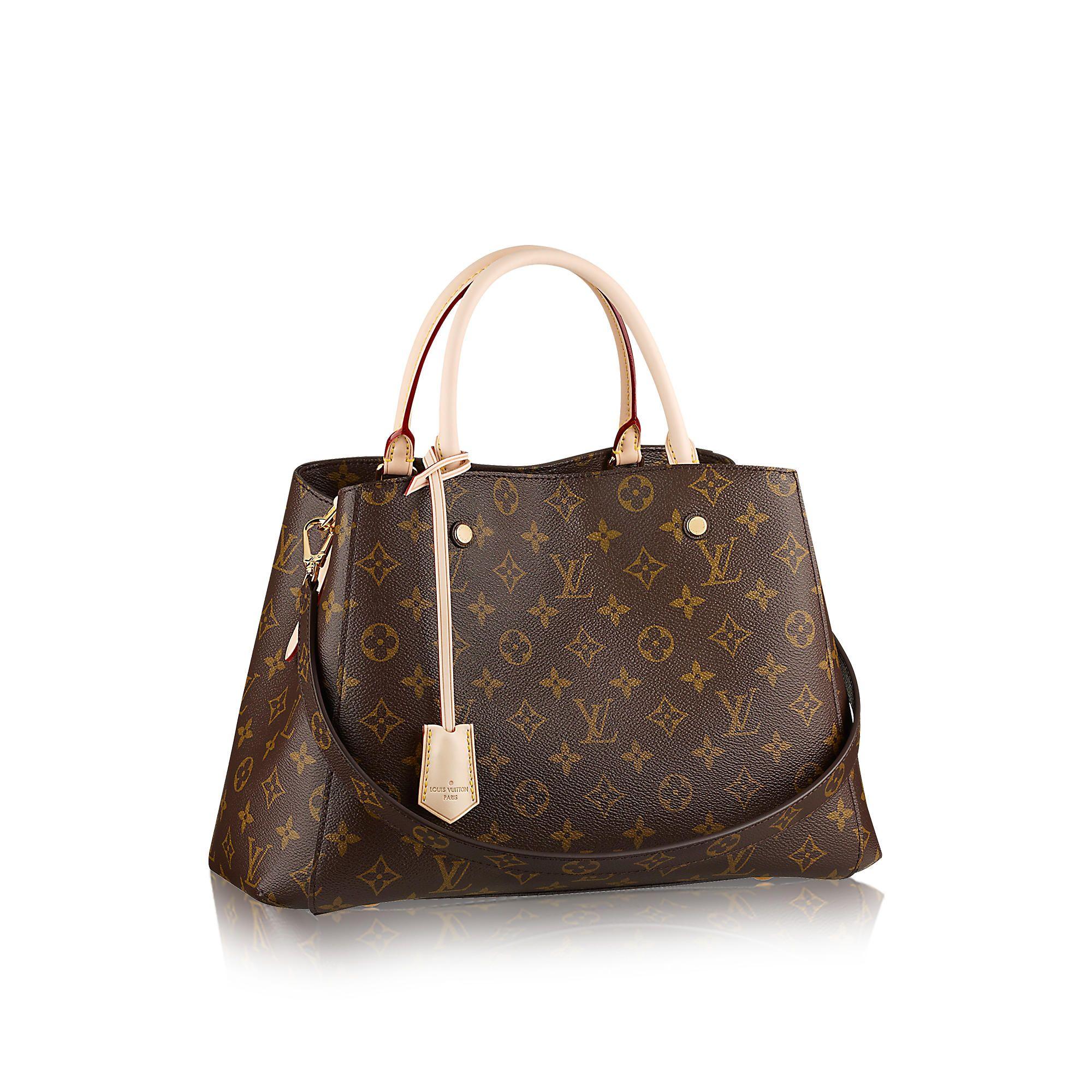 7aa13b0aa Discover Louis Vuitton Montaigne MM via Louis Vuitton | purse ...