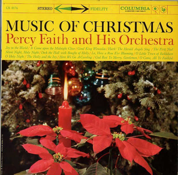 Music of Christmas by Percy Faith and His Orchestra | Christmas ...