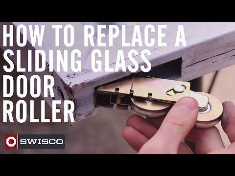 Swisco Diy Video How To Replace A Patio Sliding Glass Door Roller