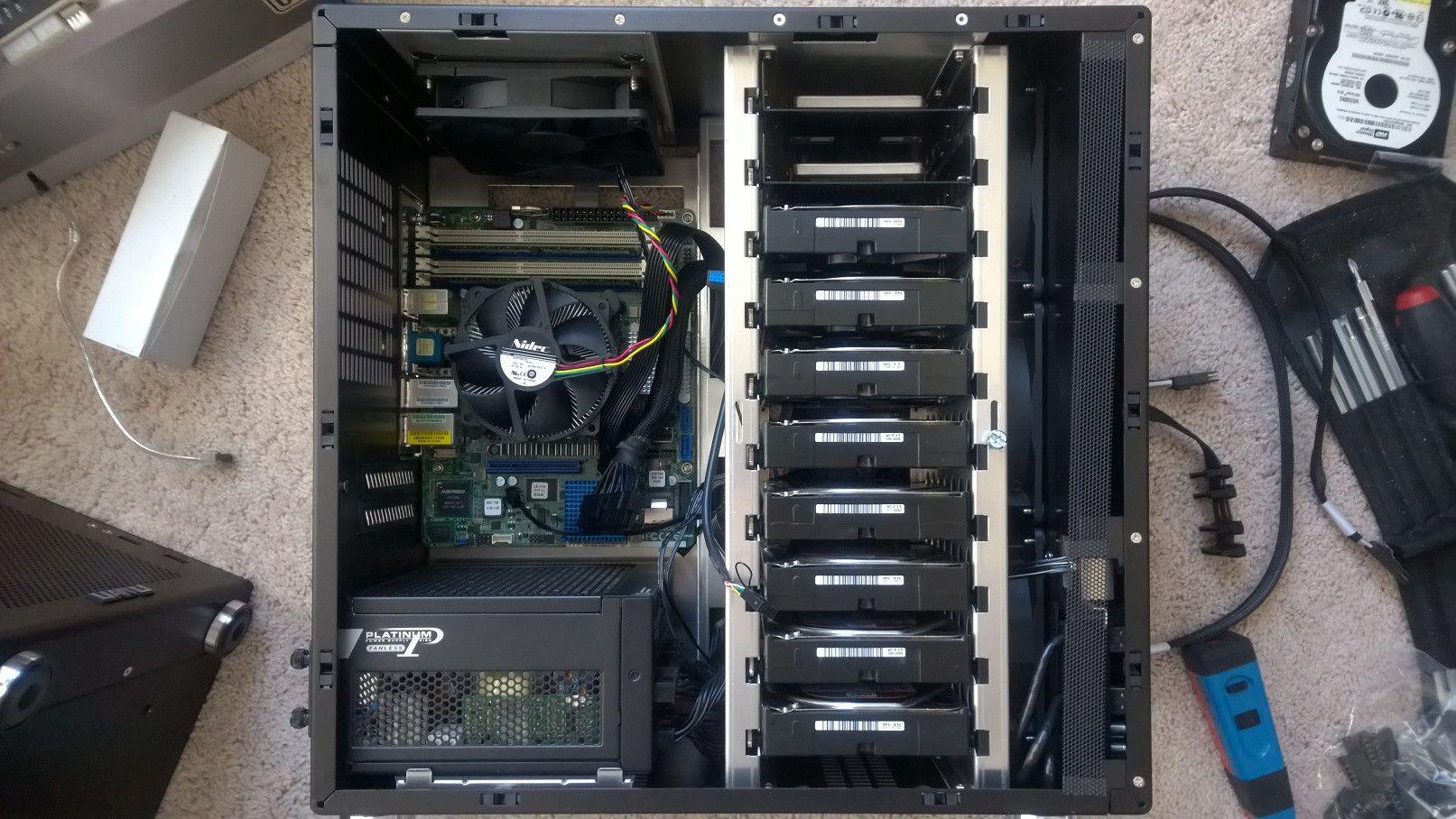 Lian-Li PC-Q26 Build - [H]ard|Forum