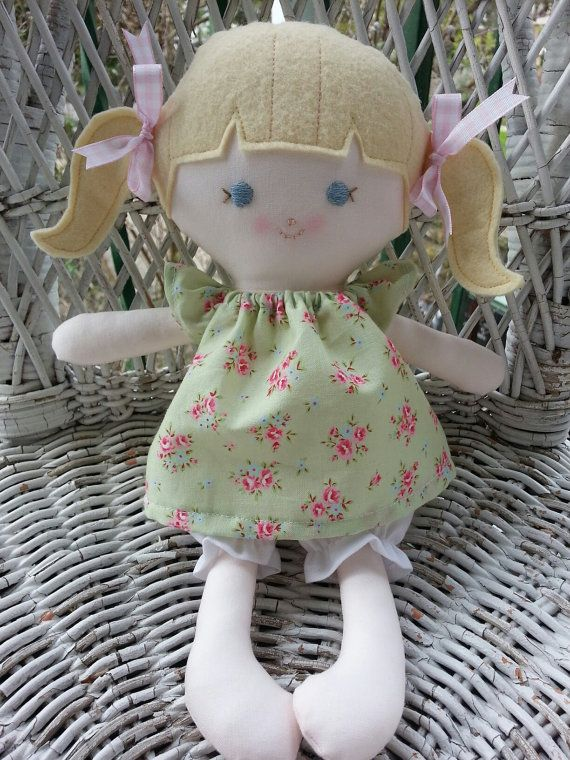 Dandelion Wishes - Little Blonde Girl - made using the Elf Pop Olive ...