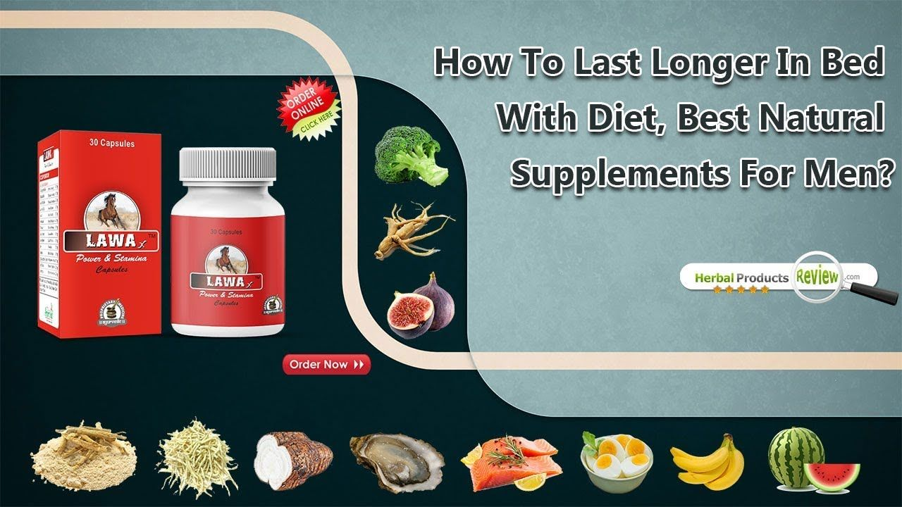 How to Last Longer in Bed with Diet, Best Natural