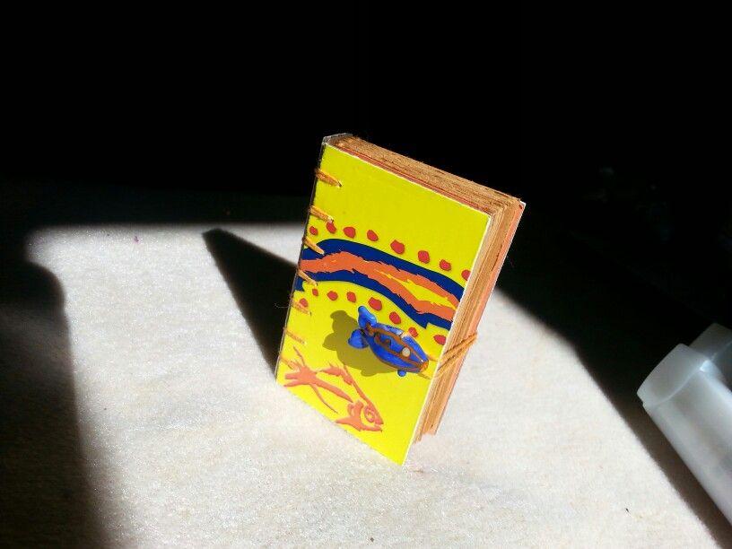 Hidden beligium binding by Patti Genack