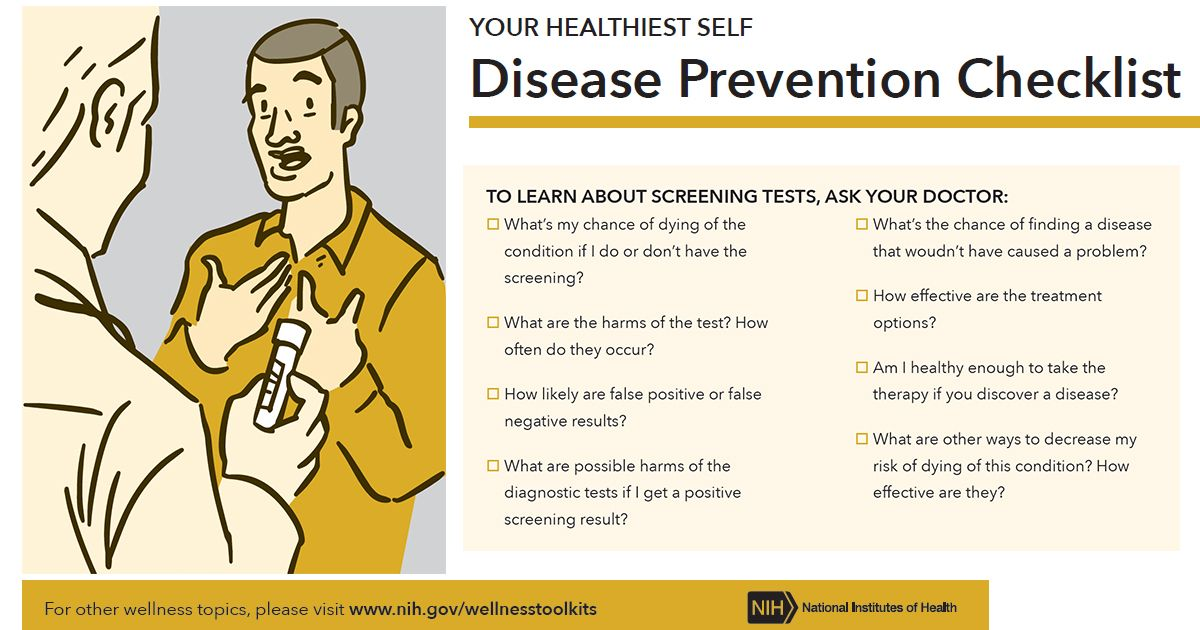 Pin By National Institutes Of Health On Your Healthiest Self Wellness Toolkits Disease Prevention Prevention Disease